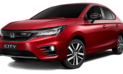 Honda City 2021 New